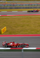 2013 F1 at Circuit of the Americas in Austin, Texas